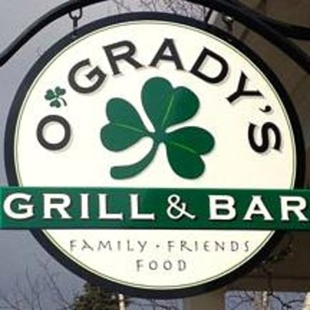 O'Grady's Grill and Bar: Main Sign