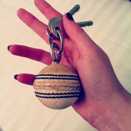 The Boundary: Quirky key fob