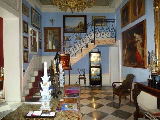 Casa D'Anna - entrée