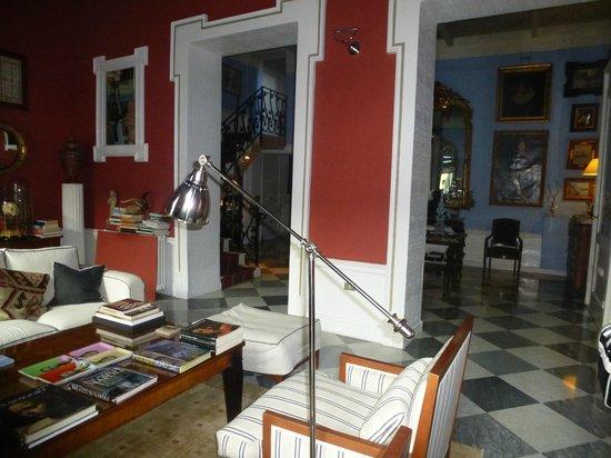 Casa D'Anna - salon