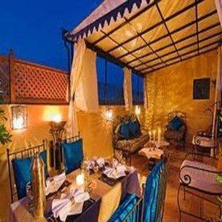 Riad Cinnamon : Restaurant (Restaurant )