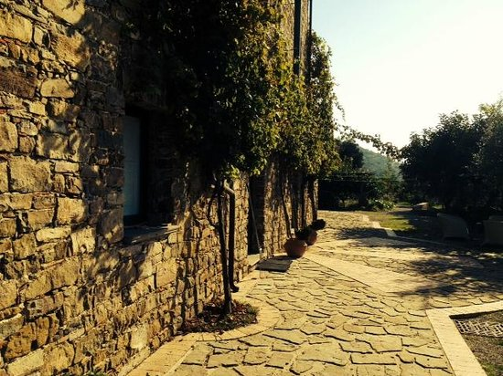 Casale Santa Rosalia: esterni