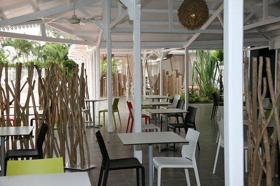 Bwa Chik Hotel & Golf: Restaurant