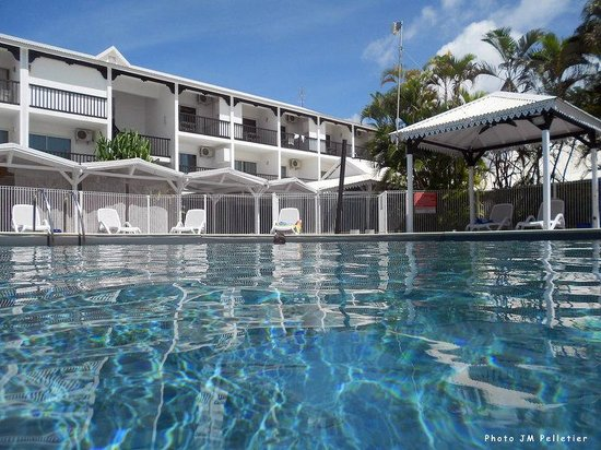 Hotel amaudo updated 2017 prices reviews guadeloupe - Piscine saint francois nice ...