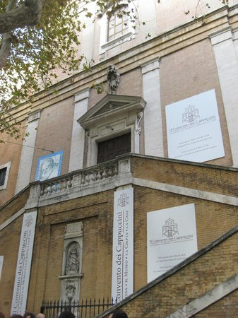 Museum and Crypt of Capuchins : Convent of the Capuchins