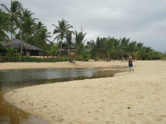 Rio da Barra Beach: 4