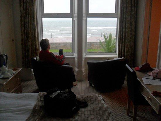 The Beachfield: View