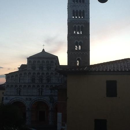 B&B Il Duomo: vista dalla finestra