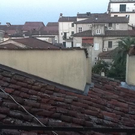 B&B Il Duomo: vista dal terrazzino