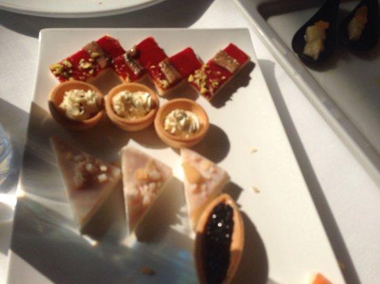 Melia Castilla: Comida