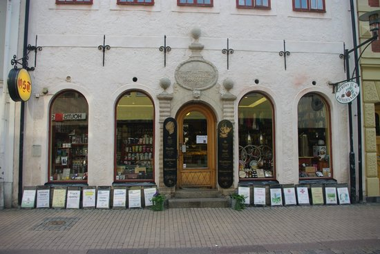 Gerdas Té & Kaffehandel