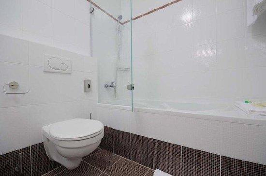 Hotel Voyage: Bathroom