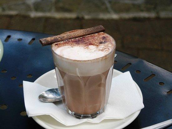 Bon Ton: The Hot Chocolate