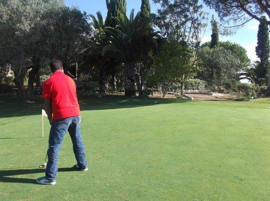 Vila Monte Farm House: Golfe!