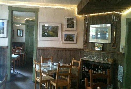 The Living Farm Inn : Breakfast