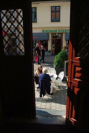 Kullzenska Cafeet : Udeservering