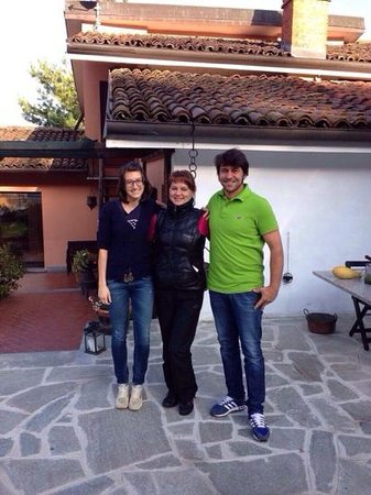 Agriturismo Nonna Du: Фото на память