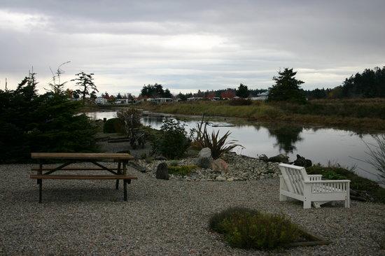 Surfside RV Resort: Estuary site