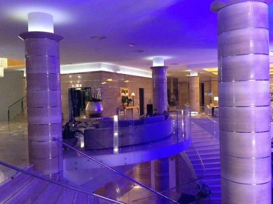 Kempinski Hotel Adriatic Istria Croatia: Hotel von Innen