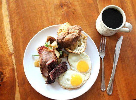 Rustic Roots: The Rustic Breakfast