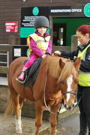 Ribby Hall Village Self Catering Accommodation: Ribby Hall Equestrian Centre