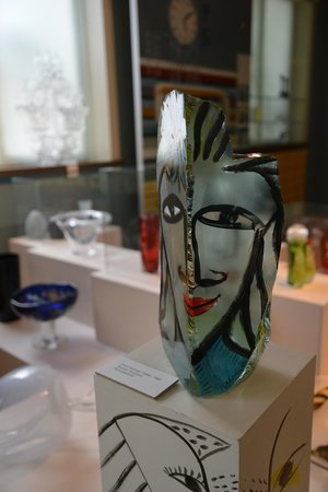 Swedish Glass Museum: Glasmuseet