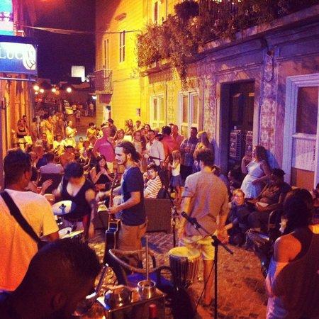 Santa Lucia bar
