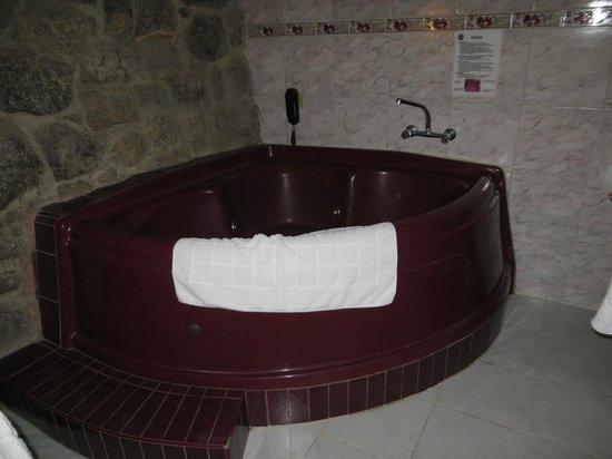 Del Prado Inn : Jacuzzi Relax