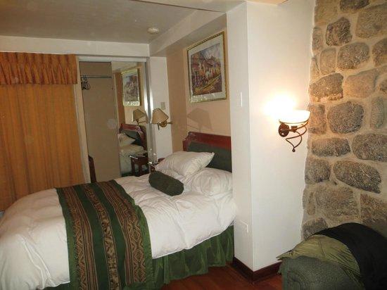 Del Prado Inn : Dormitorio