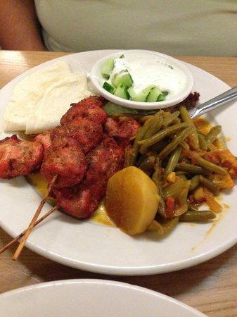 Lily's : Tandoori chicken