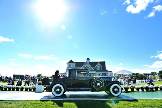 Inn at Cobble Beach Resort and Spa: Concours d'Elegance
