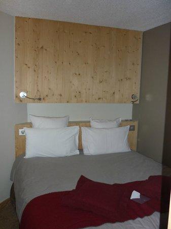 Mercure Chamonix Centre Hotel : chambre