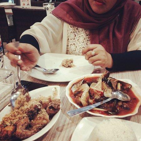 Daun Lada Polisi Istimewa: taste good