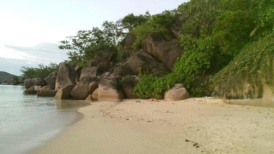 Domaine de La Reserve: plage