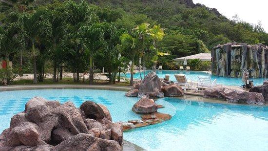 Domaine de La Reserve: piscine