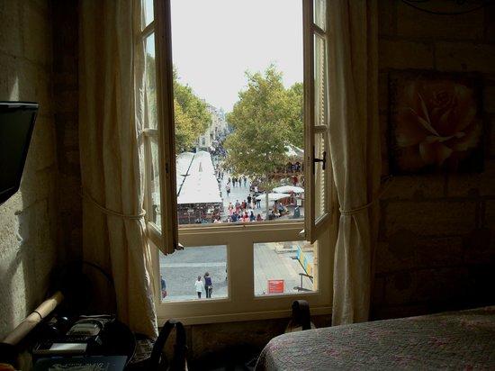 Hotel du Palais des Papes : room 7