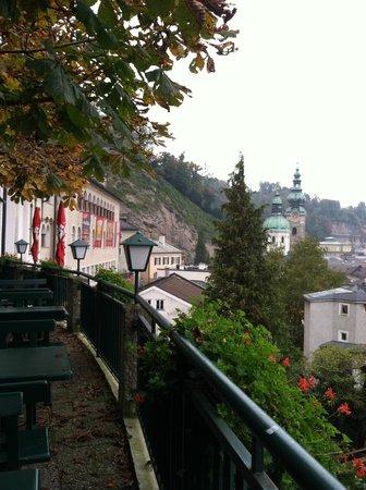 Stieglkeller: Another Hilltop View