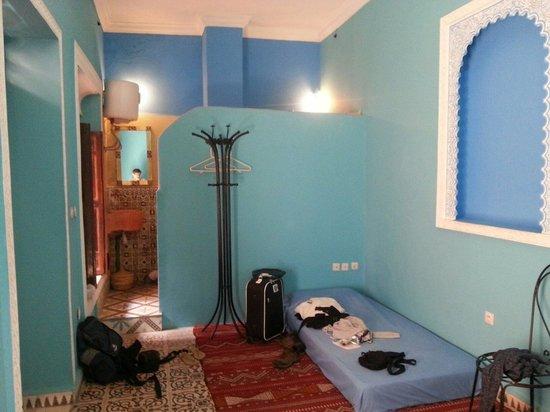 Riad Naya : First floor room (best room)