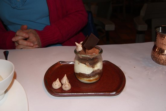 Bottega Napa Valley : Deconstructed Tiramisu!