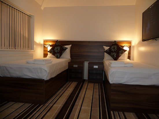 Langley Guest House: Twin Executive room