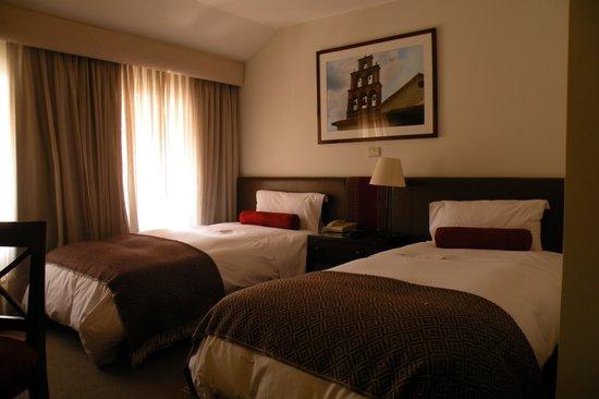 LP Los Portales Hotel Cusco : Petite chambre