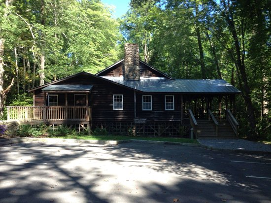 Elkmont Campground: Elkmont's refurbished Appalachian Club