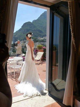 Villa dei Fisici : What a view!!