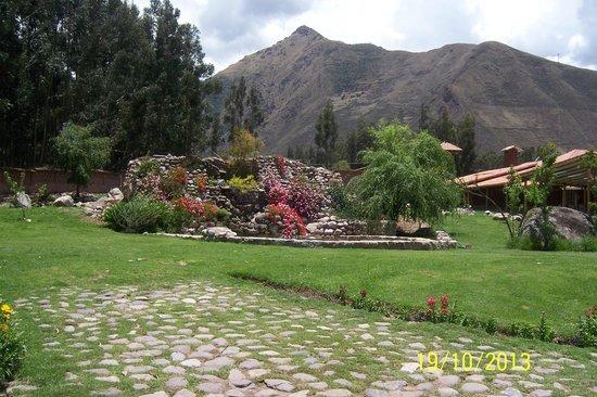 Villa Urubamba Sacred Valley: Garten