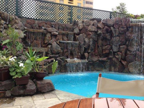 Estelar Miraflores Hotel: vista parcial piscina