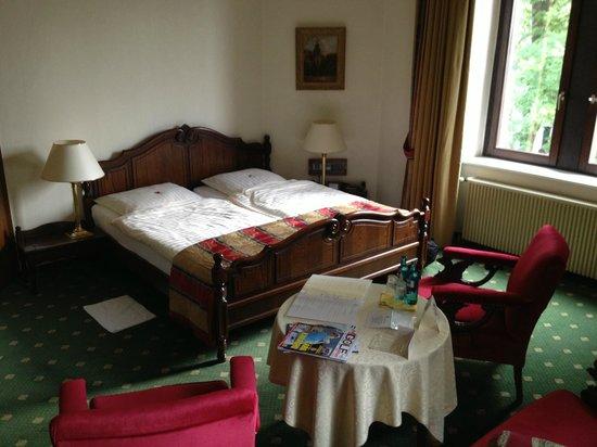 Schloss-Hotel Braunfels: Bed