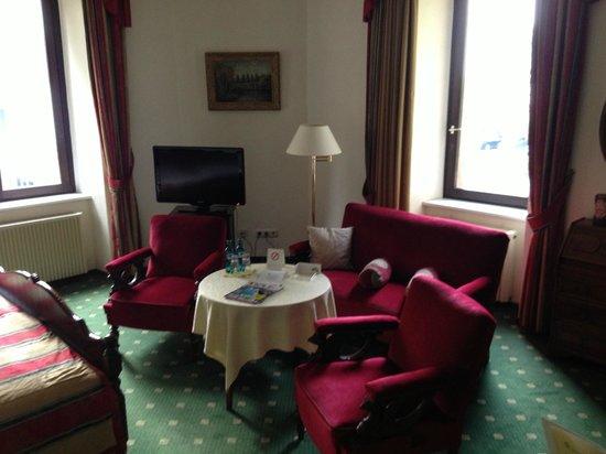 Schloss-Hotel Braunfels: Room