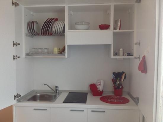 Il Punto Rooms & Breakfast: cucina