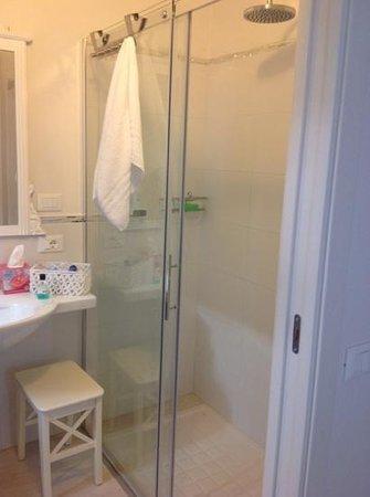 Il Punto Rooms & Breakfast: bagno