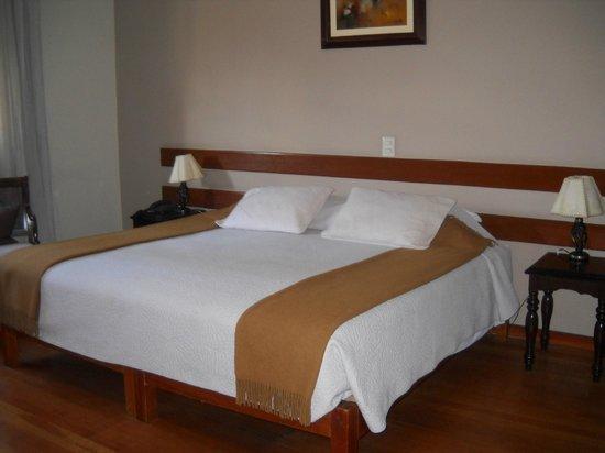 Inkanto Hotel : habitación